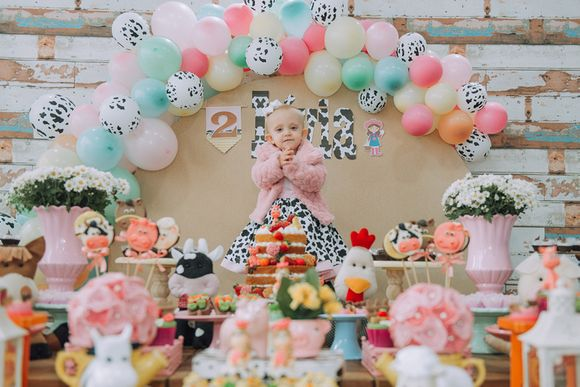 Festa Infantil | Lívia, 2 Anos