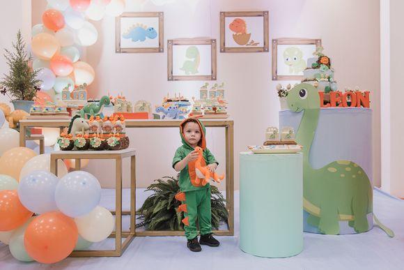 Festa Infantil | Leon, 2 Anos