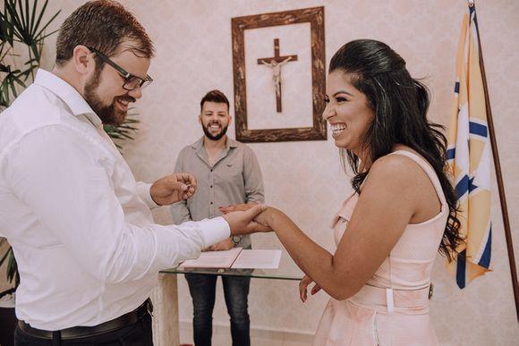 Casamento Civil | Letícia & João