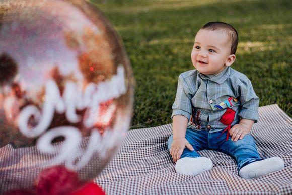 Acompanhamento Mensal | Miguel, 9 meses