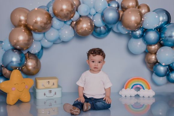 Ensaio Infantil | Antônio, 1 ano