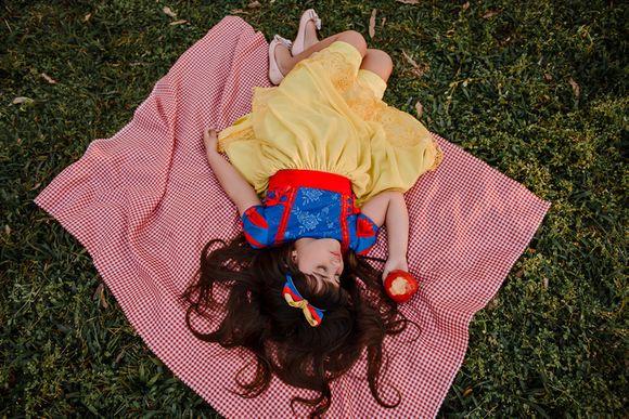 Ensaio Infantil | Laura, 5 anos