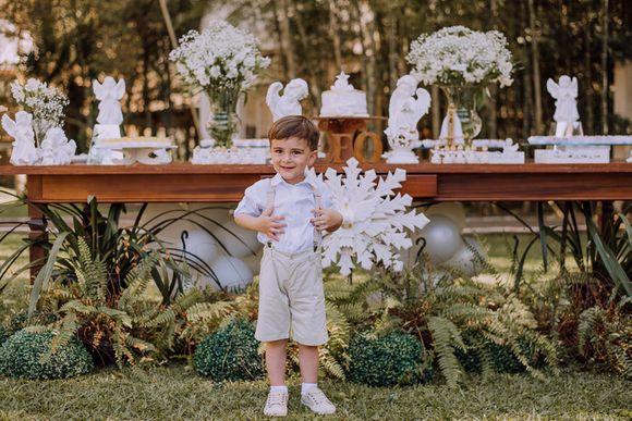 Festa Infantil | Leonardo, 2 anos