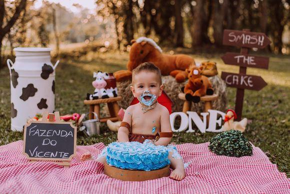 Smash The Cake | Vicente