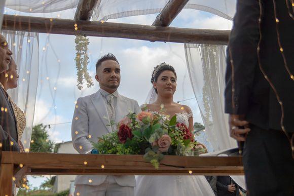 Carol e Thiago