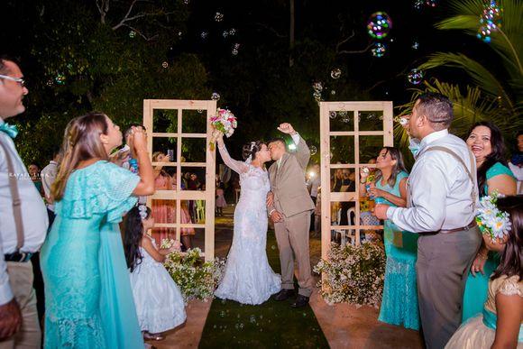 Casamento de Israel & Auriane