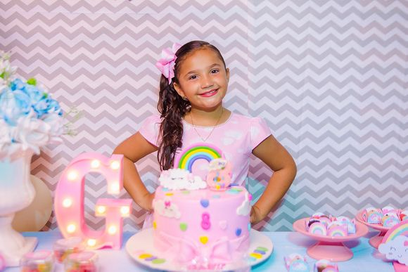 Aniversário 8 Anos de Gaby