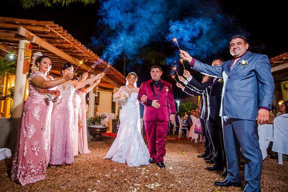Casamento Andreane & Leandro