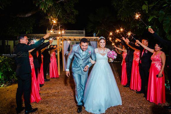 Casamento Maycon & Alexa