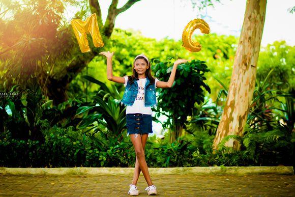 Ensaio 12 Anos de Maria Clara