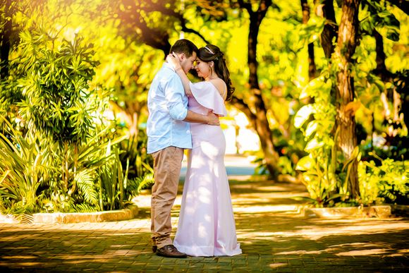 Pré Wedding - Narjara & F. José