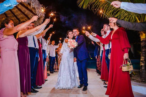 Casamento de Alane & Jean
