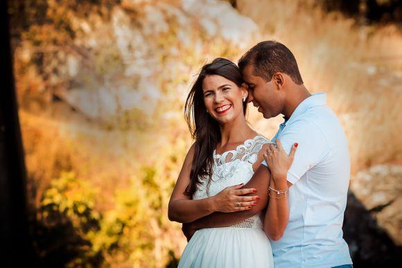 Ensaio Pré Wedding -