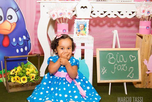Festa Infantil em BH - Niver da Bia 2