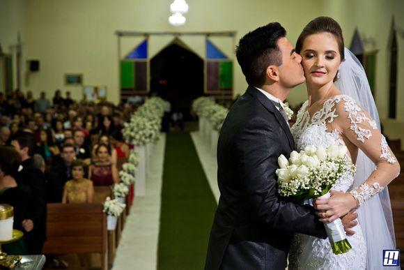 Tamara e Márcio