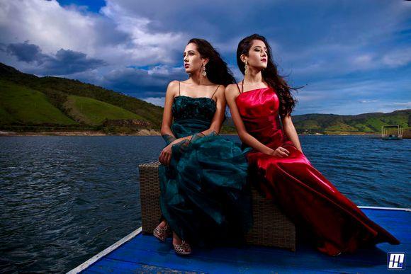 Marcella e Yasmin