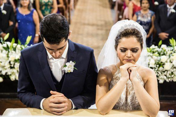 Marilia e Thiago