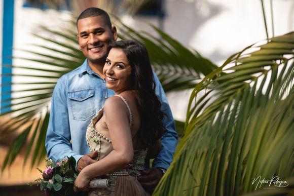 Fabiane & Francis | Pre Wedding