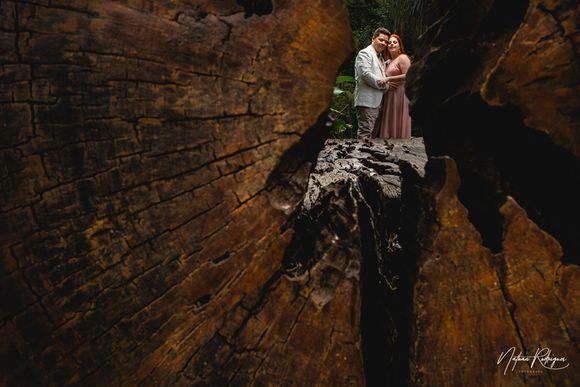 Aline & Marcus | Pre Wedding