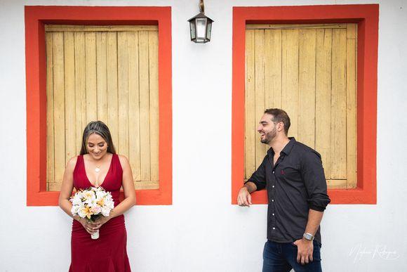 Fernanda & Thiago | Pre Wedding