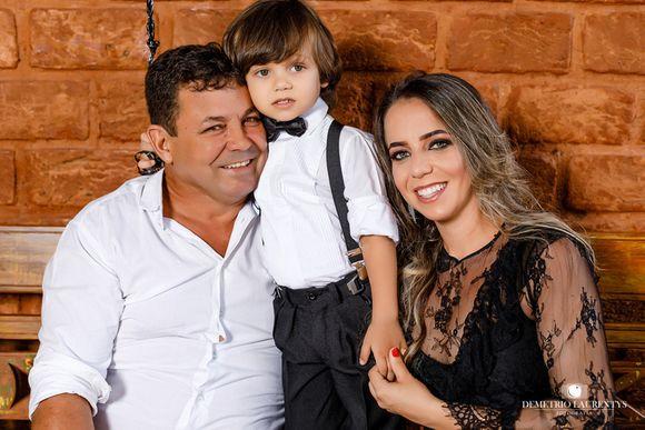 ENSAIO FAMILIA - CASSIA, FERNANDO E LUIZ FERNANDO