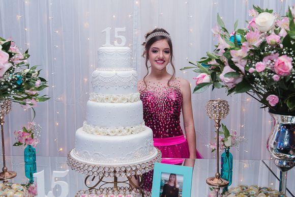 Nathália 15 anos