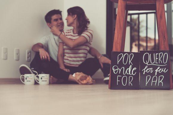 Vamos tomar um café juntos??