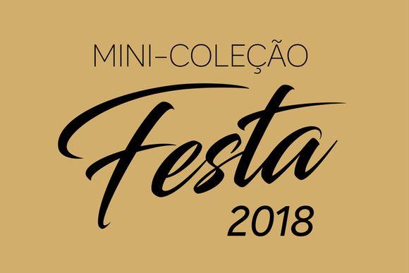 Mini-coleção Festa
