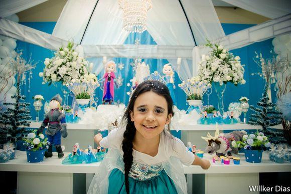 Aniversário Maria Fernanda