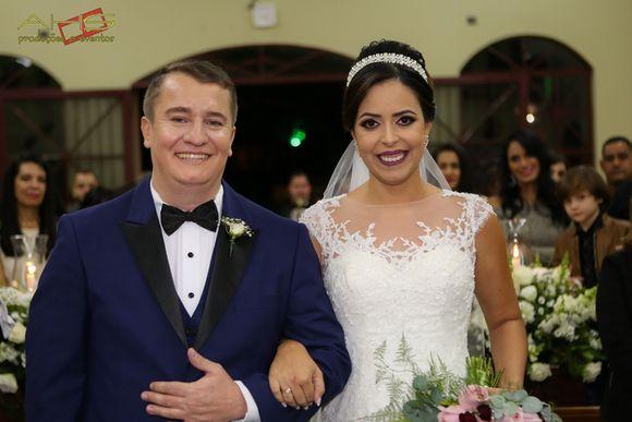 Michelli e Carlos Eduardo