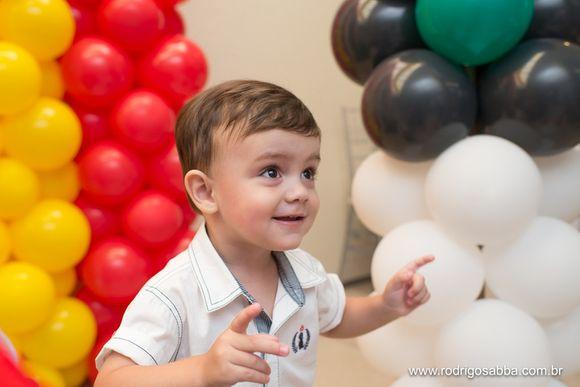 Gabriel 2 anos