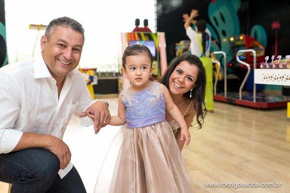 Anversário Giovana 3 anos ; Princesa Sofia