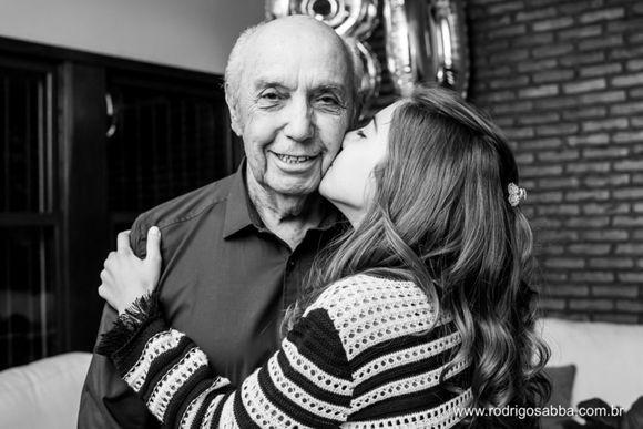 Aniversário Tomas 80 anos