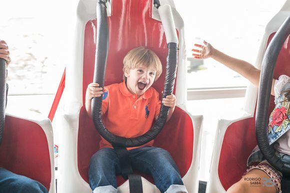 Nicolas 4 anos - Tema Tartarugas Ninja