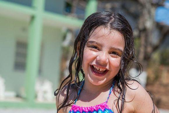 Marcela 5 anos - Moana um mar de aventuras