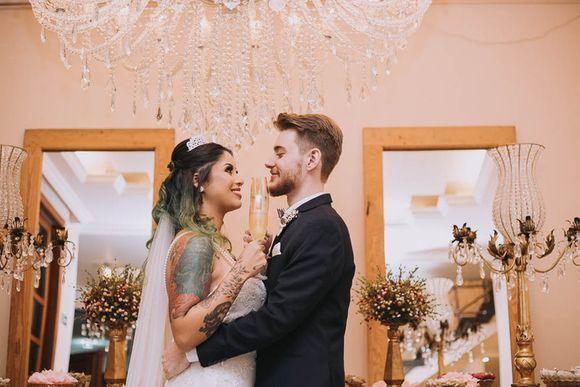MINI WEDDING - JACQUE + LORENZO
