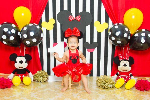 Minnie Vermelha