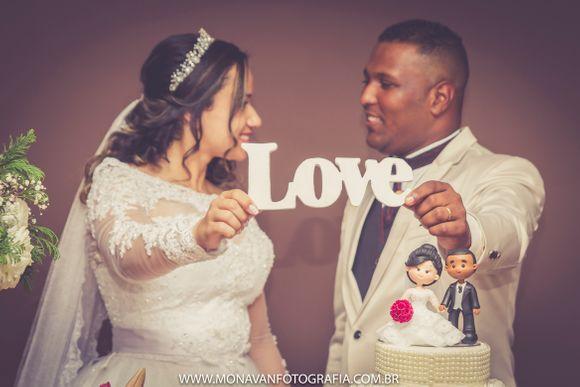 Casamento Paulinha e Willian