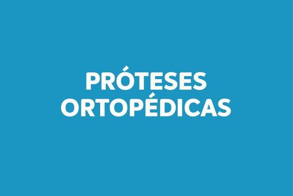 Próteses Ortopédicas / Prótese Transfemural / Prótese Transtibial