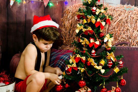 Sessão de Natal - Carlos Yan
