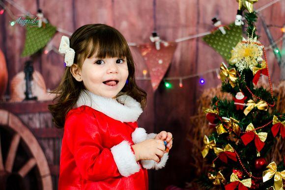 Sessão Natal - Mellyna