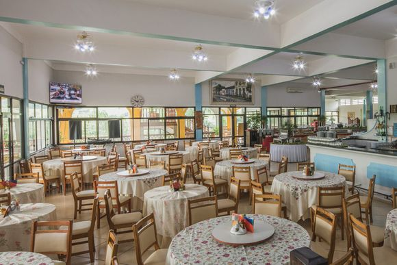 360 Parque Hotel Pimonte - Restaurante [Google StreetView]