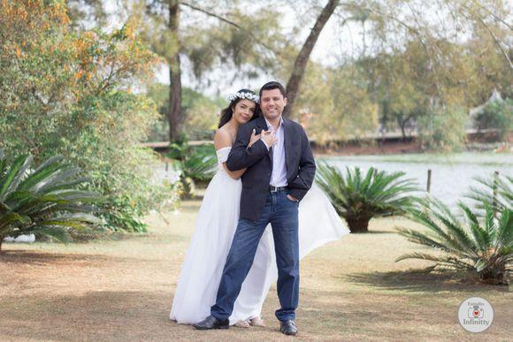 Suzana e Fábio - Pré wedding