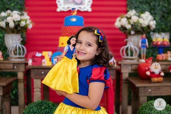 Giovana 5 anos