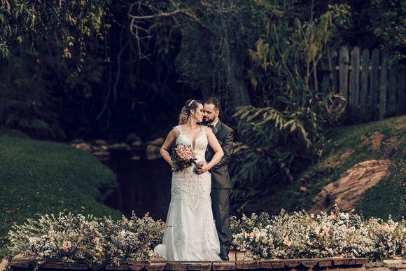 Pós Casamento Elaine e Fred