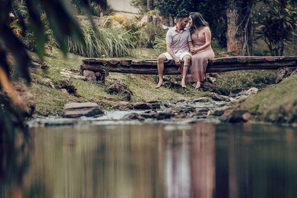 Pré Casamento Dayana & Gladson