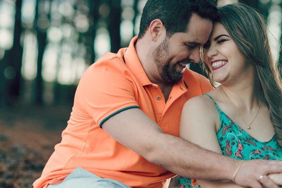 Pré Casamento: Luciana & Glauber