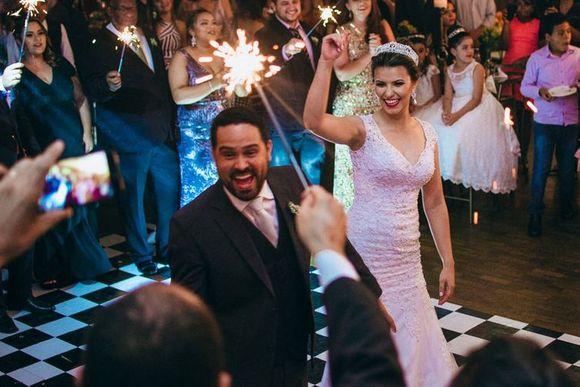 Casamento Luciana & Glauber
