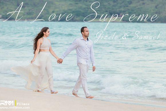 Gizele & Samuel - Love Story