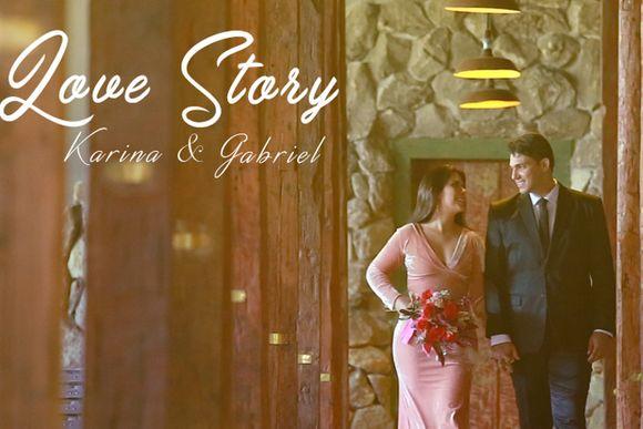KARINA & GABRIEL | LOVE STORY